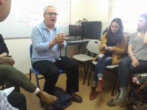 FSにおけるスタッフと子どもの関係(イスラエルIDEC)