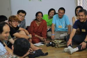 FSに関する深い議論をする(台湾APDEC)